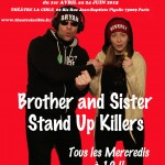 BRYAN ET BEVERLY HILLS STAND-UP KILLERS